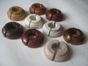 Виды декоративных колец для труб