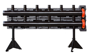 Распределительный коллектор с функцией гидрострелки