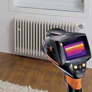 Тепловизор – прибор для контроля работы отопления