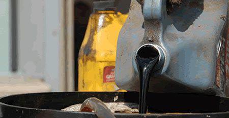 Как очистить масло своими руками