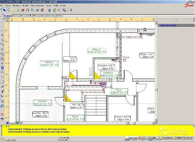 Водоснабжения проектирования и отопления программа для
