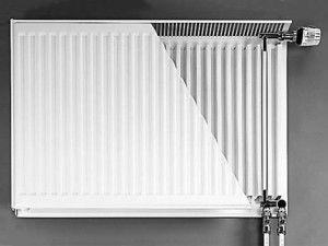 Конструкция стальных радиаторов Prado