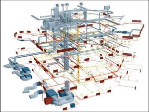 Сложная система воздушного отопления