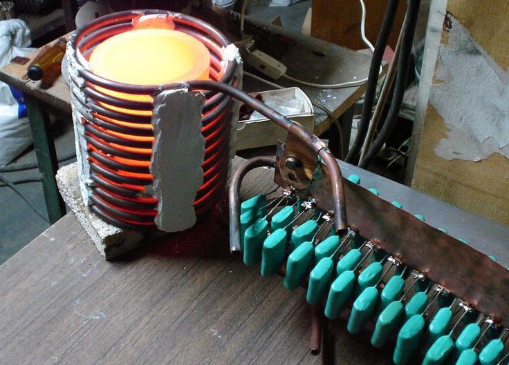 Монтаж котлов отопления в частном доЗимние удочки