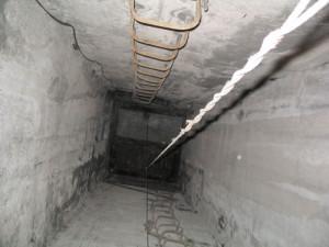 вентиляционная шахта крупного объекта