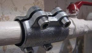 Ремонтный набор для труб отопления
