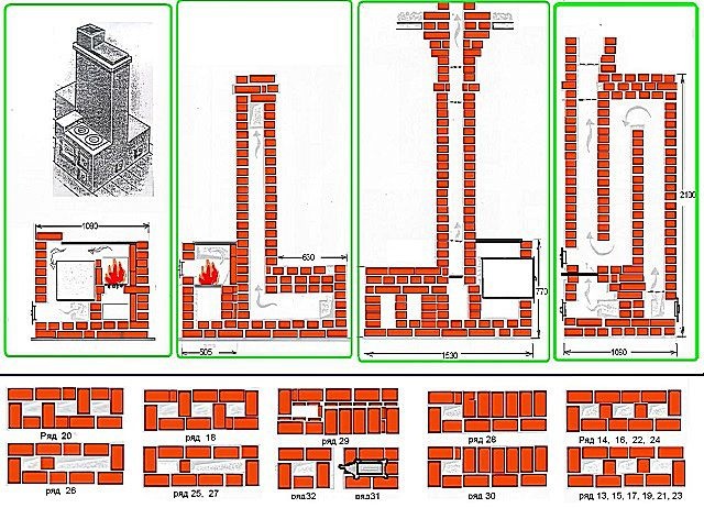 Схема разводки одноэтажного дома фото 982