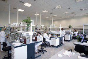 некоторые лаборатории тоже относятся к чистым помещениям