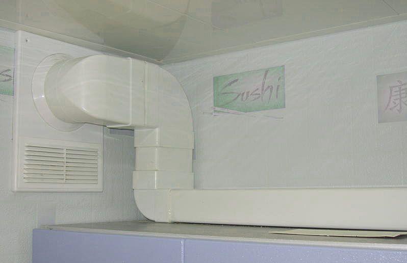 Изготовление системы вентиляции своими руками