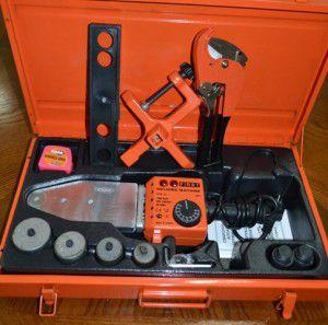 Набор инструментов для пайки полипропиленовых труб