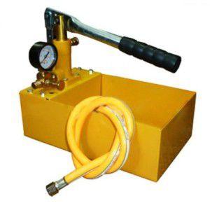 Механический насос для опрессовки отопления