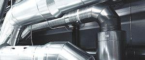стальные вентиляционные трубы