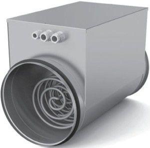 электрический канальный нагреватель