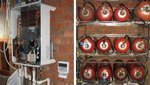 Хранение газовых баллонов в доме