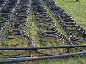 Трубы для геотермального отопления