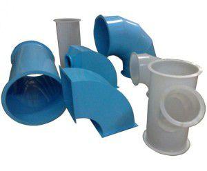 изделия из различных видов пластмасс