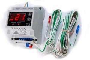 Выносной электрический терморегулятор