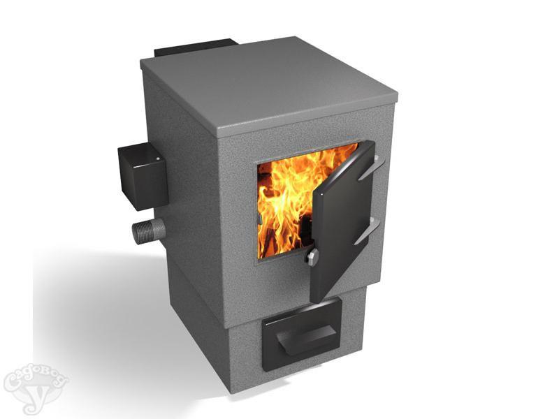 Отопление дома дровами электро
