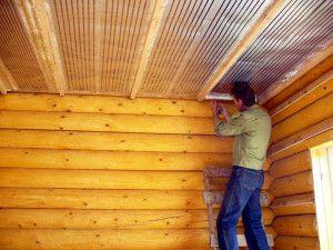 Пленочное отопление деревянного дома