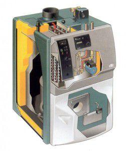 Комбинированный котел газ-электричество