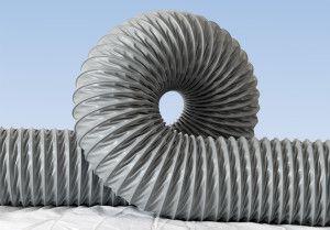 гибкий виниловый воздуховод