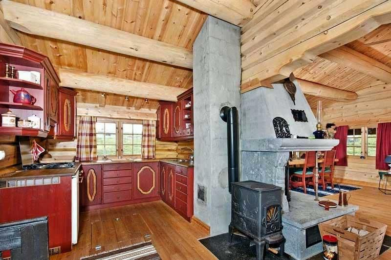 Печное отопление в деревянном доме своими руками