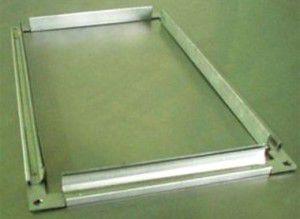 фланец для воздуховода прямоугольного сечения
