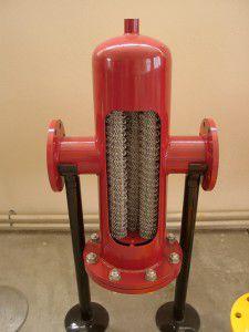 Фильтр для удаления воздуха из отопления