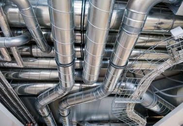 Трубы для вентиляции основные свойства и параметры выбора
