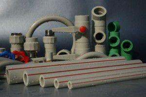 Полипропиленовые трубы и комплектующие для отопления