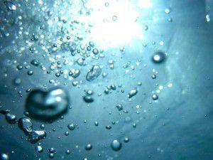 в водопроводной воде содержится воздух