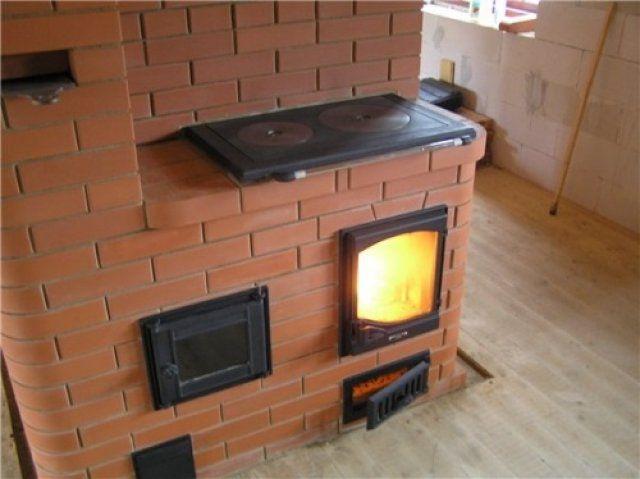 правильная печь в частный дом
