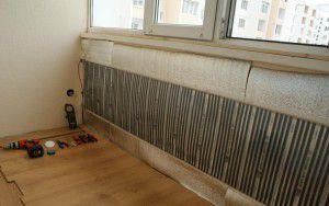 Пленочное отопление в квартире