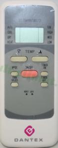 Пульт управления DANTEX(инструкция в комплекте)