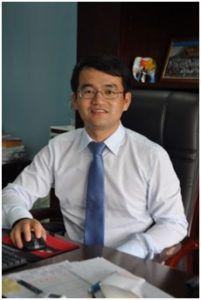 Президент - Питер Гуань (Peter Guan).