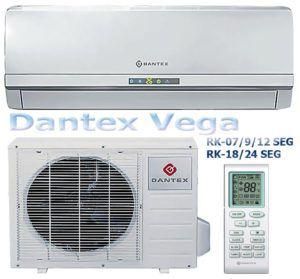 Сплит-системы Dantex VEGA