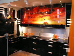 Подсветка кухонной вытяжки