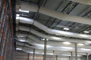 Текстильные вентиляционные системы