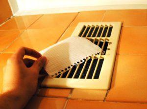 Как проверить работу вентиляцию