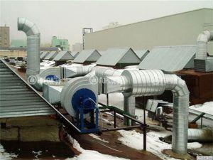 пример организации системы кондиционирования и вентиляции