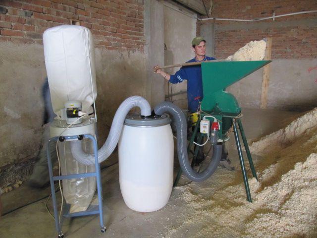 Пылеулавливающие агрегаты своими руками 6