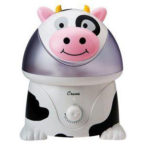 Устройство, повышающее влажность в детской комнате