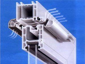 Движение воздуха через клапан