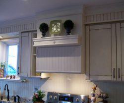 Самодельная кухонная вытяжка