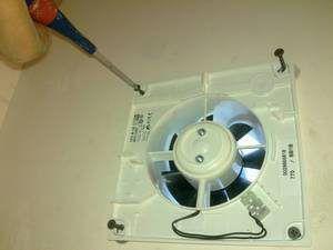 Вентилятор для вытяжки в ванную