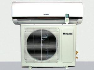 Сплит-система кондиционирования Hansa