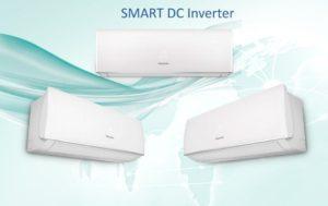 Кондиционеры Smart DC Inverter
