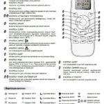 Инструкция к пульту д/у