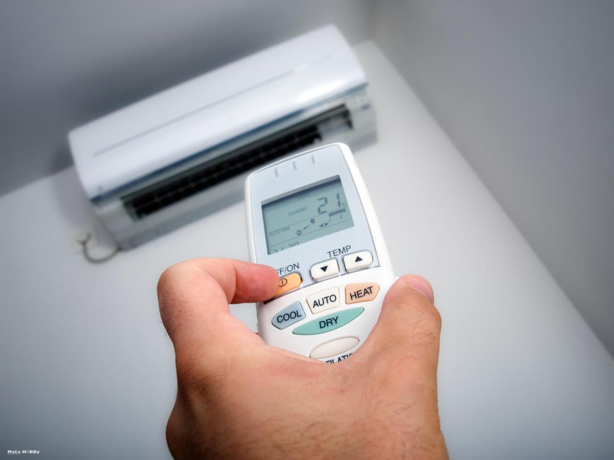 Домашний кондиционер сам включается какую фирму выбрать для установки кондиционеров