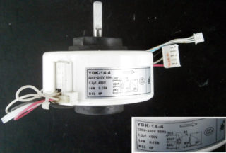 Подключение электродвигателя кондиционера схема и порядок подключения мотора вентилятора внутреннего и наружного блока